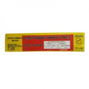 پک الکترود جوشکاری نورین میکا کد E6013 وزن 2.5 کیلوگرم